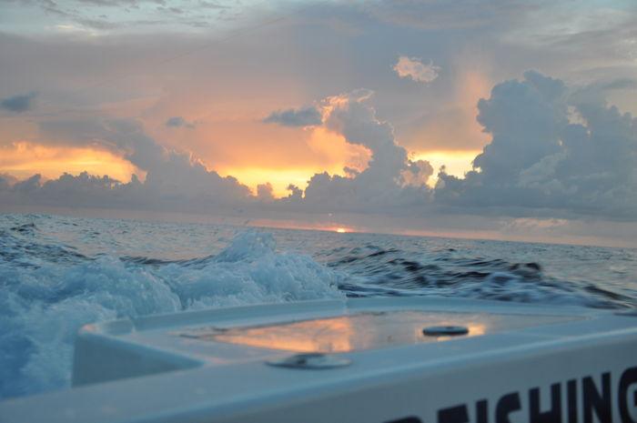 Charter fishing for tuna near orlando fl for Fishing near orlando fl