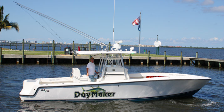 All about our 3 fishing charter boats for Fishing charters stuart fl